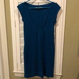 Diane von Furstenberg wool short sleeved dress